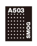 ボネコ P500専用 スモッグフィルター