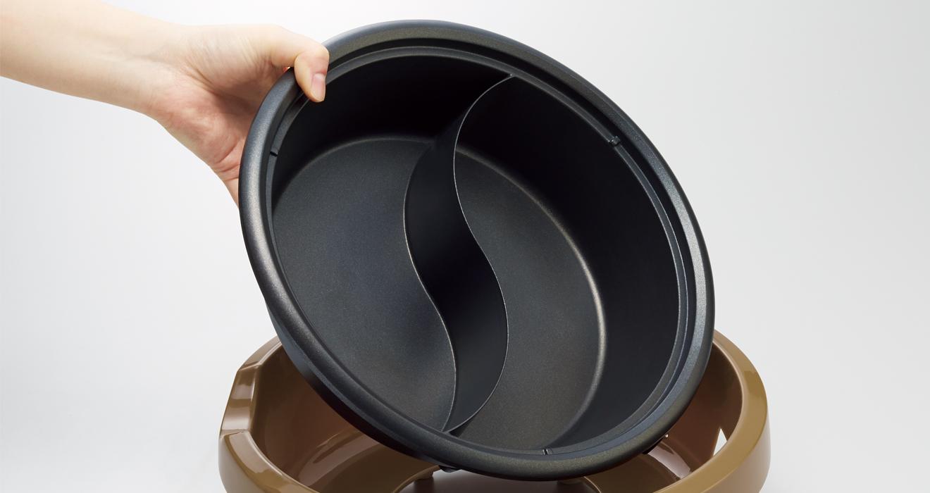 電気二食鍋