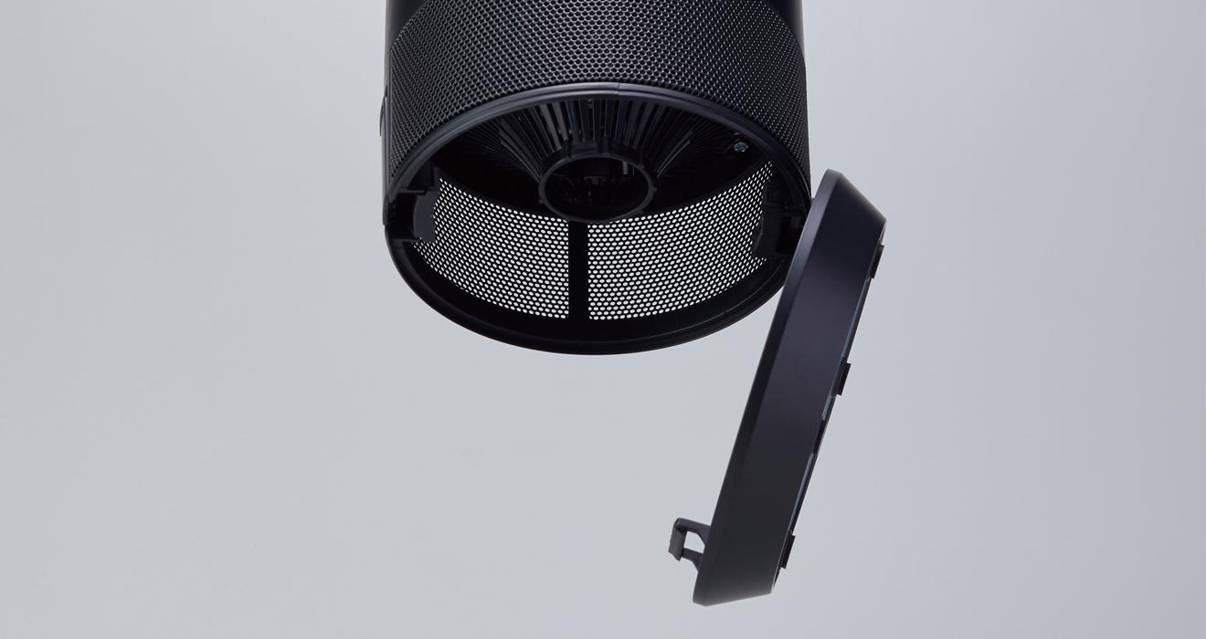 ポータブル蚊取り捕虫器