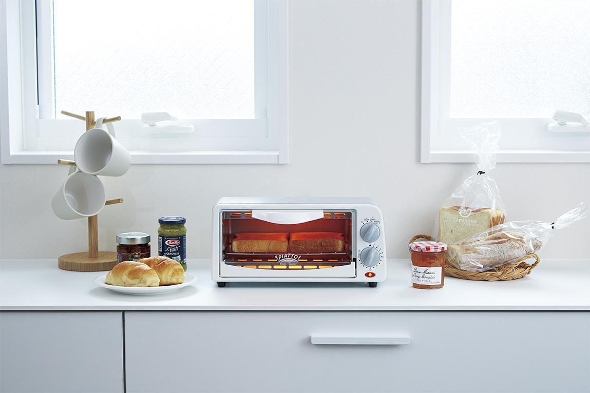 トースト以外の使い方